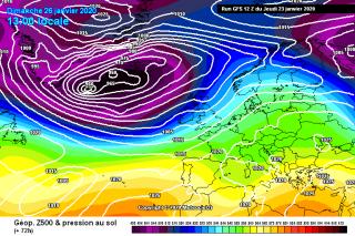 Il meteo in Abruzzo 24 – 30 gennaio: condizioni meteo con ...
